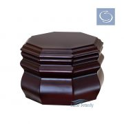 U4408 Solid cherry urn
