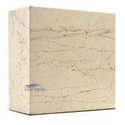 Urne en marbre naturel beige