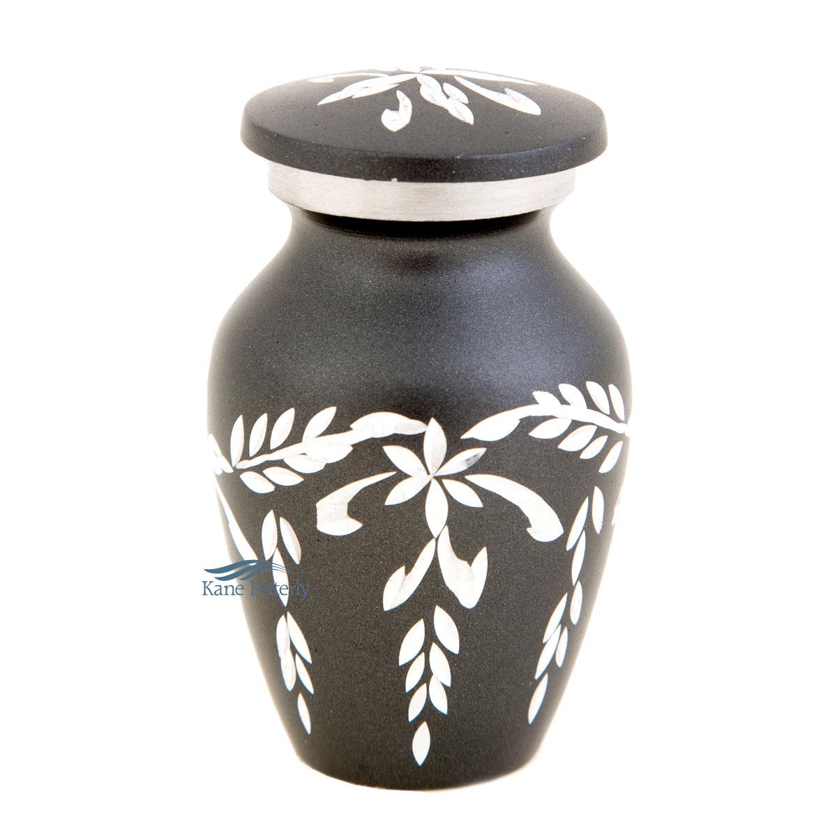 U84001K Aluminum miniature urn