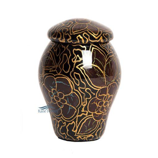 U8425K Aluminum miniature urn