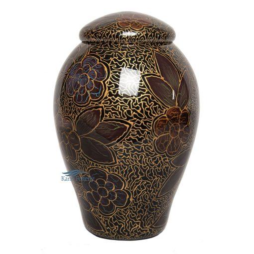 U8425 Aluminum urn