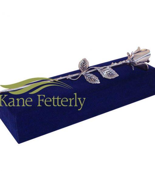 U8502K Silver rose keepsake