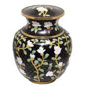 U8579 Cloisonné urn