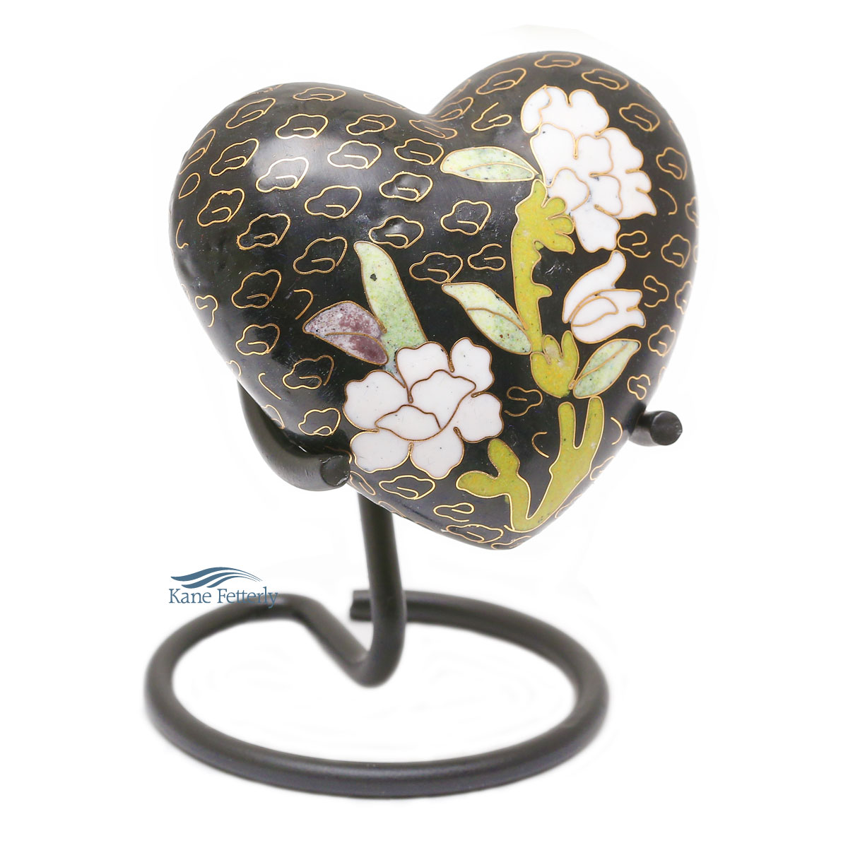 U8579H Heart Miniature Urn