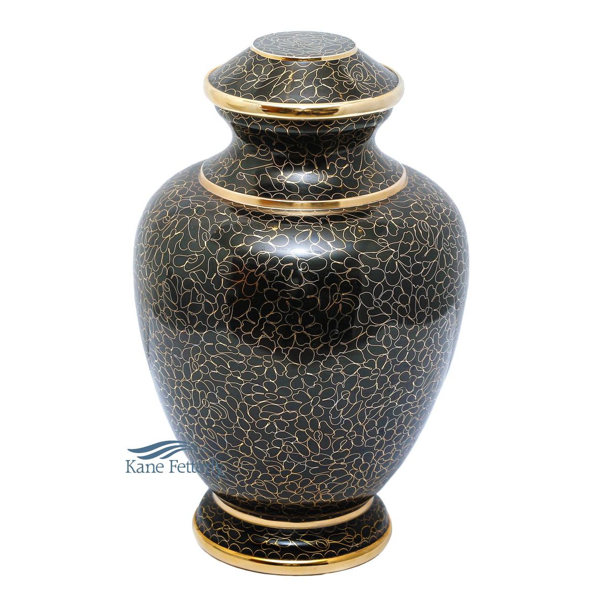 U8581 Cloisonn� urn
