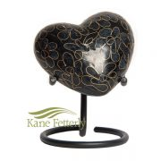 U8581H Heart Miniature Urn