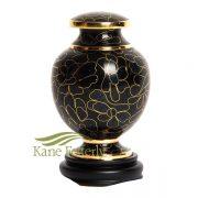 U8581K Cloisonné Miniature Urn