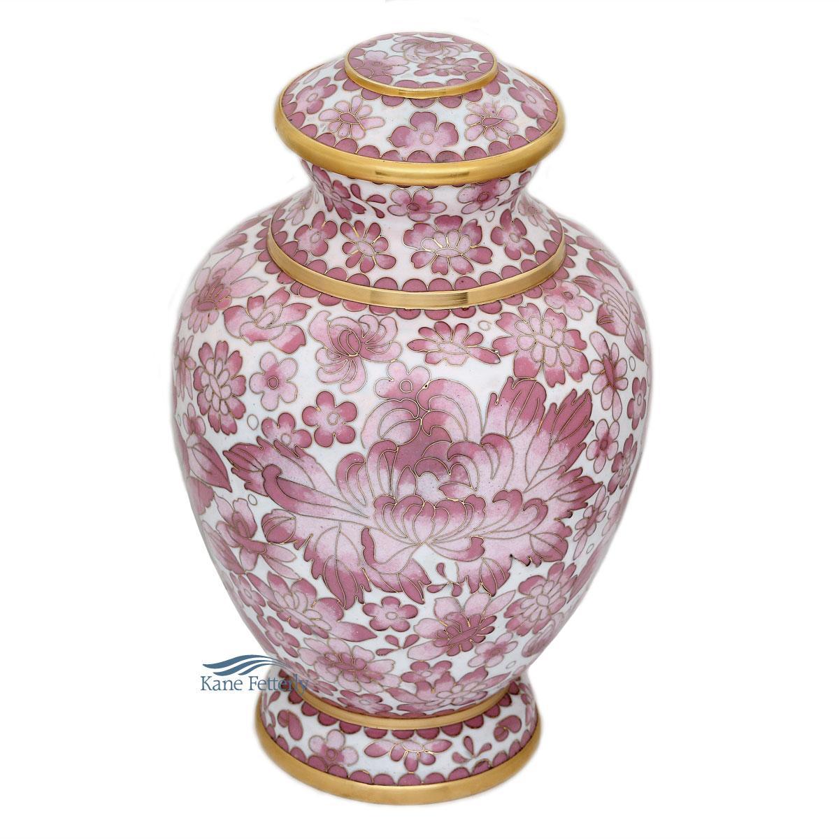 U8583 Cloisonn� urn