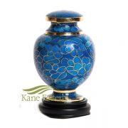 U8584K Cloisonné Miniature Urn