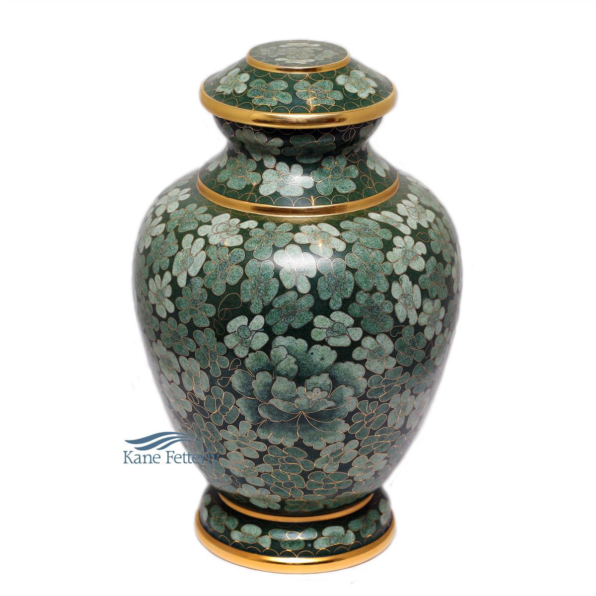 U8588 Cloisonn� urn