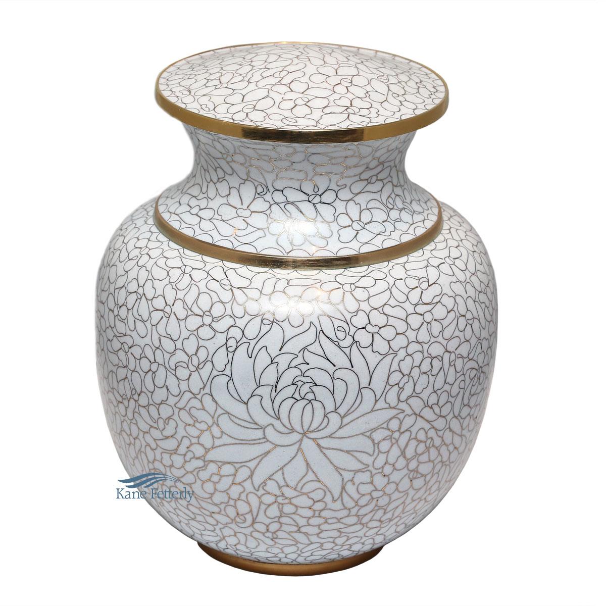 U8595 Cloisonn� urn