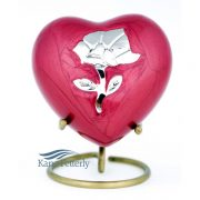 U86421H Brass miniature heart