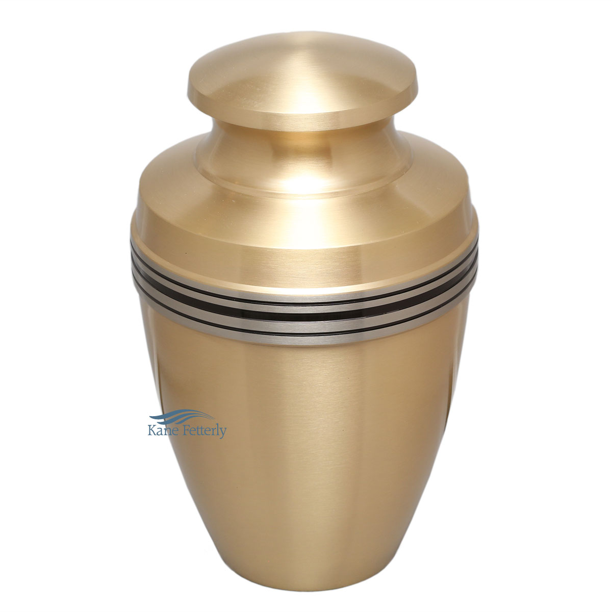 U86594 Brass urn