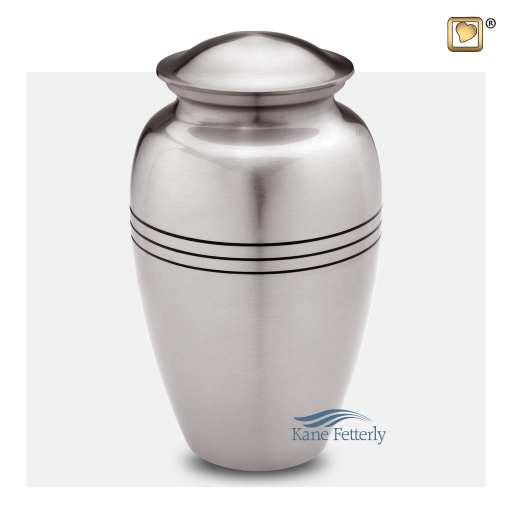 U8726 Brass urn