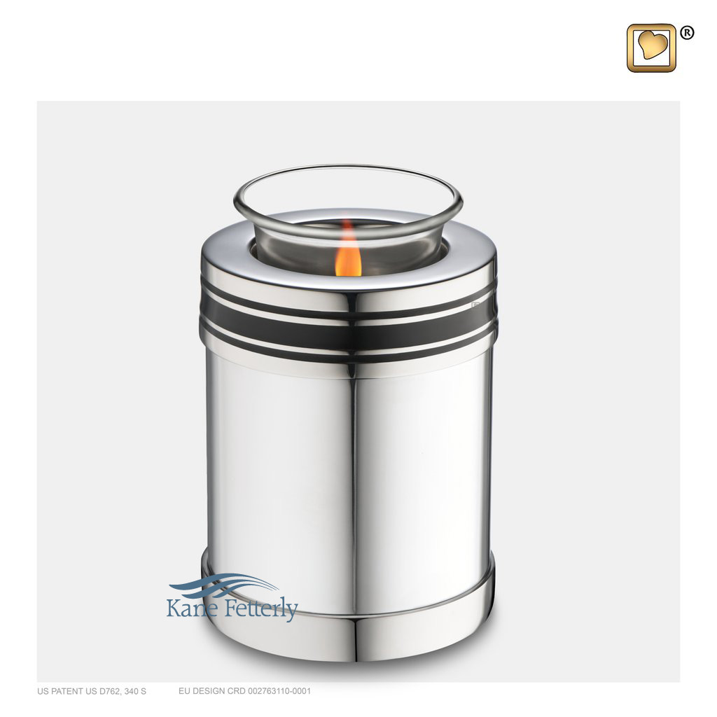 U8736T Tealight miniature urn