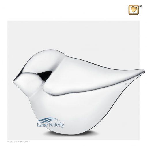 U8751 Bird urn