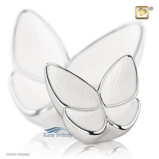 Butterfly urn for child
