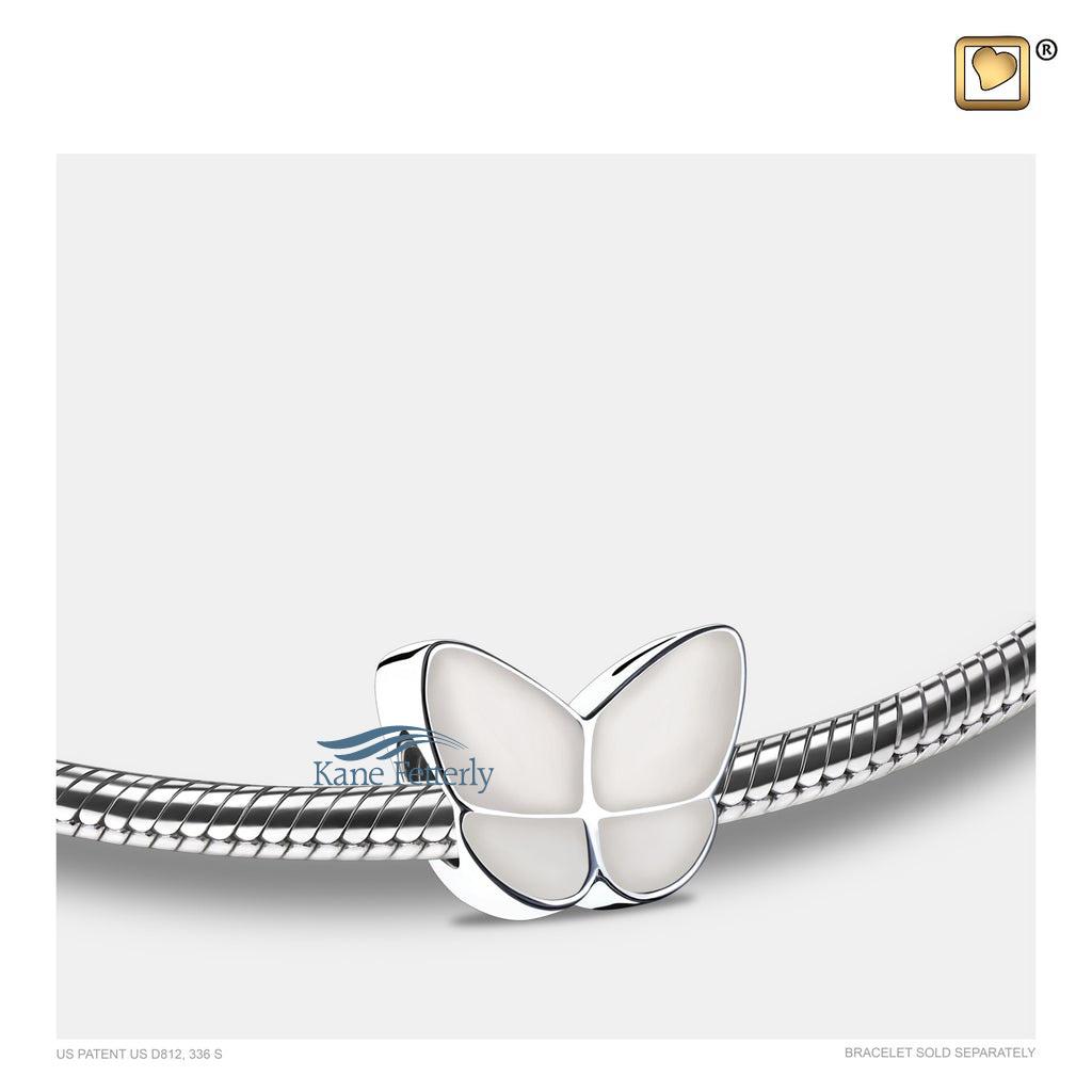 J0254 Breloque papillon