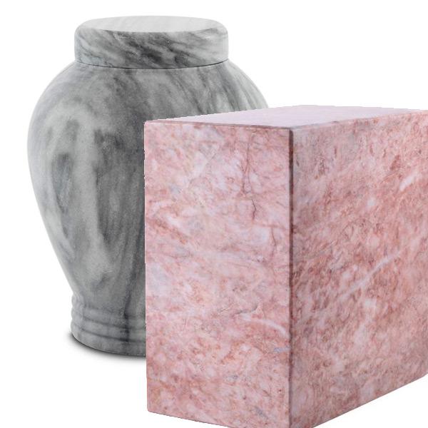 Urnes en pierre