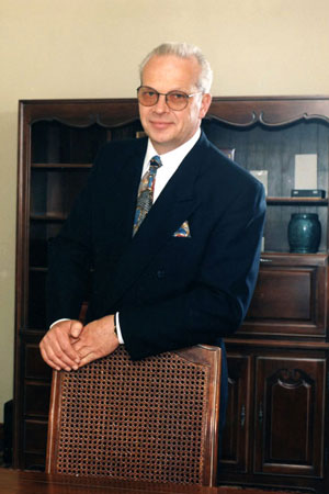 Photo of Gary Fetterly, founder of Kane & Fetterly