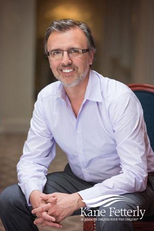 Paolo Bassi, directeur des opérations chez Kane Fetterly