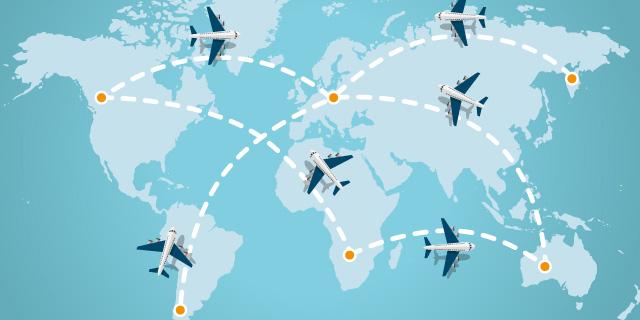Rapatriements du défunt de ou vers toutes les destinations